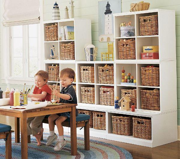 Organizing Kids' Room