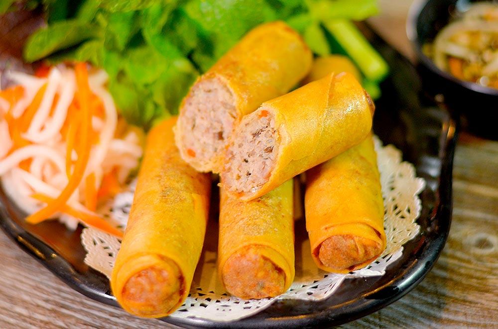 pho ha plus Vietnamese dishes